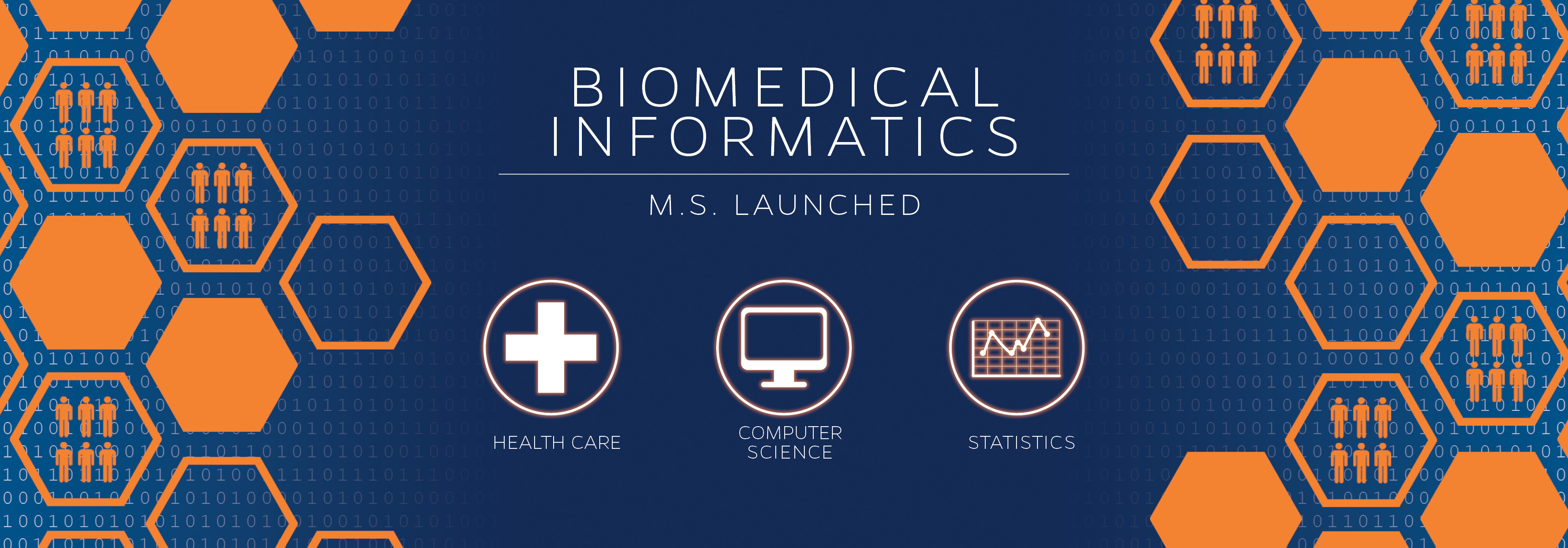 Biomedical Informatics M.S. Degree Approved